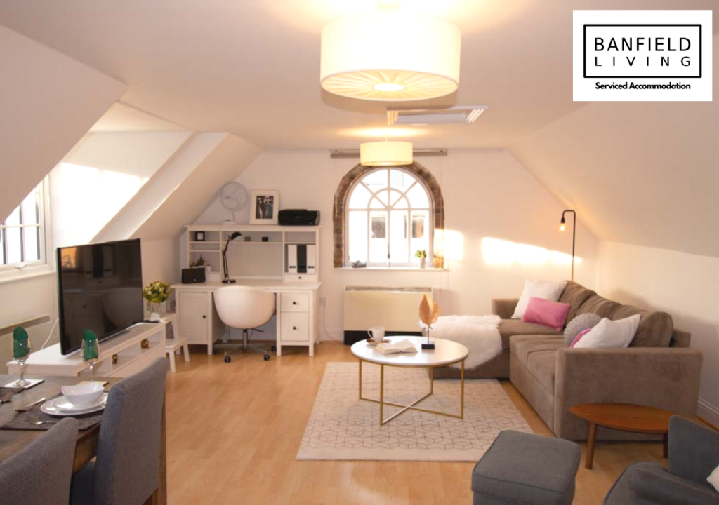 Banfield Living Serviced Accommodation Oxford Apartments Holiday Betterthanhotel Contractors Self Catering Short Long Term Lets Airbnb Booking.com 1