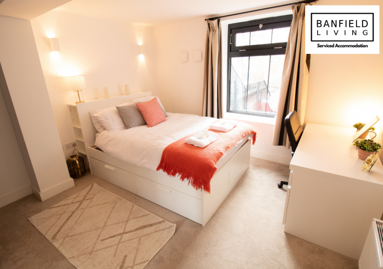 Banfield Living Serviced Accommodation Oxford Apartments Holiday Betterthanhotel Contractors Self Catering Short Long Term Lets Airbnb Booking.com 18