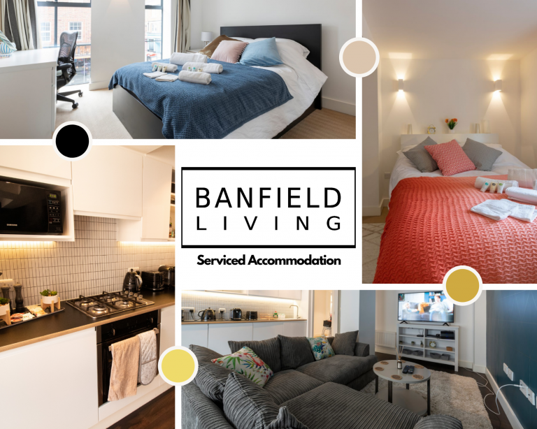 Banfield Living Serviced Accommodation Oxford Apartments Holiday Betterthanhotel Contractors Self Catering Short Long Term Lets Airbnb Booking.com 21