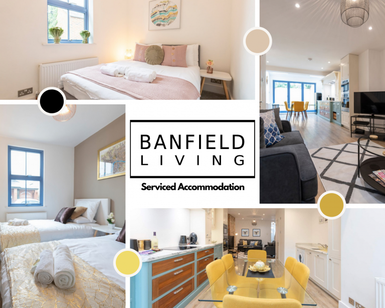 Banfield Living Serviced Accommodation Oxford Betterthanhotel Contractors Self Catering Short Long Term Lets Airbnb Booking.com