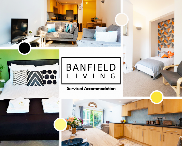Banfield Living Serviced Accommodation Oxford Betterthanhotel Contractors Self Catering Short Long Term Lets Airbnb Booking.com 20 (1)